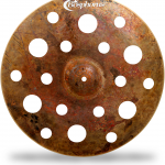 Bosphorus Cymbals Turk Fx Crash with 18 Holes  16 in.